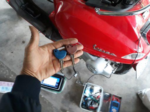Chìa khóa xe máy